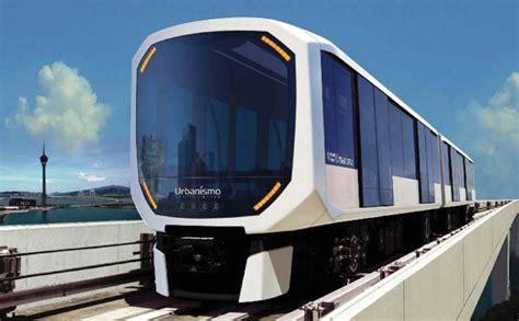 mtr wins macau light rail contract construction  asia