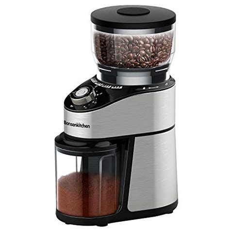 Shop the top 25 most popular 1 at the best prices! Buy Stainless Steel Conical Burr Coffee Grinder, Automatic Electric Mill Coffee Grinder with 12 ...
