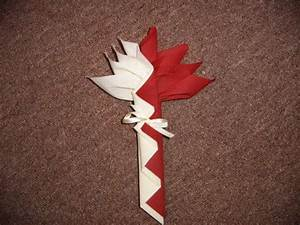 Fleur En Papier Serviette : pliage de serviette en forme de fleur ~ Melissatoandfro.com Idées de Décoration