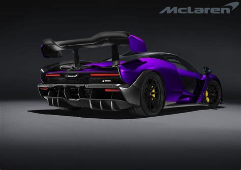 mclaren senna  coming  south africa