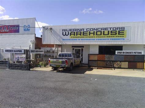 riverina concretors warehouse concrete products 7