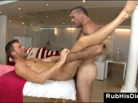 Anal Sex After Erotic Gay Massage Free Porn Videos