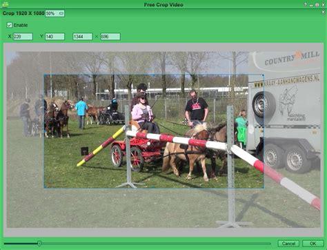 crop video telecharger