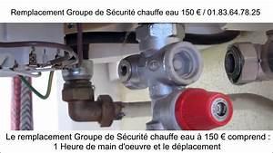 Bloc De Sécurité Chauffe Eau : remplacement groupe de s curit chauffe eau youtube ~ Melissatoandfro.com Idées de Décoration