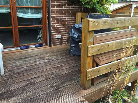 garten terrasse aus holz projekt neue terrasse aus holz