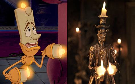 'beauty And The Beast' Then And Now