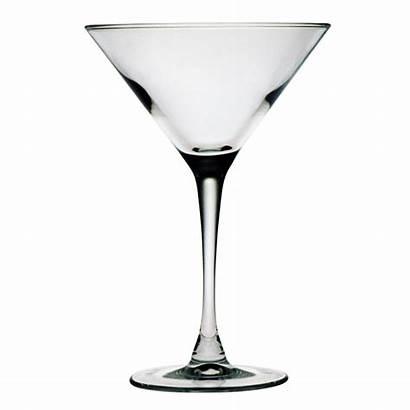 Glass Martini Glasses Cocktail Clipart Oz Glassware