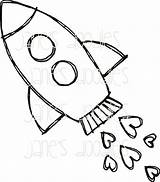 Rocket Drawing Tattoo Ship Coloring Doodle Google Clipart Cartoon Stars Rocketship Drawings Space Tatoo Clip Ships Quotes Reach Sketch Infinity sketch template