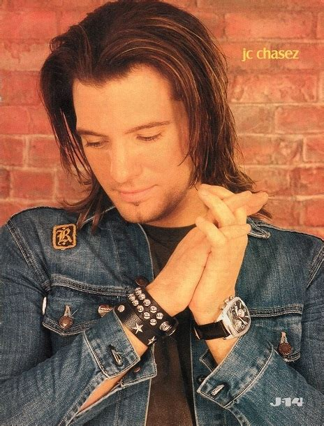 jc chasez fanblog hairstyle history