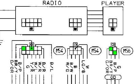 Infiniti Stereo Wiring Diagram