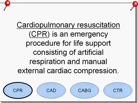 Modified Cpr Definition by Student Survive 2 Thrive Common Medications And