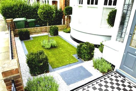 Terraced House Garden Ideas Design And Front For Small No