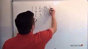 Determinante Berechnen 2x2 : determinantes de matrices de 2x2 y 3x3 youtube ~ Themetempest.com Abrechnung