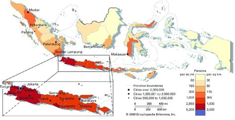 map  indonesia   population density encyclopedia