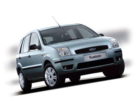 Ford Fusion European Specs