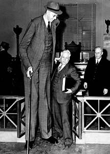 The Tallest Man In History Was Too Huge For Words  So Take A Look