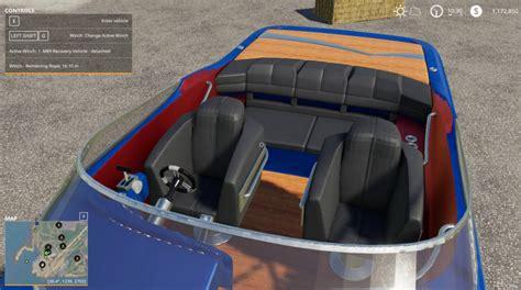 fs paradise boats pack  farming simulator  mod ls  mod fs  mod