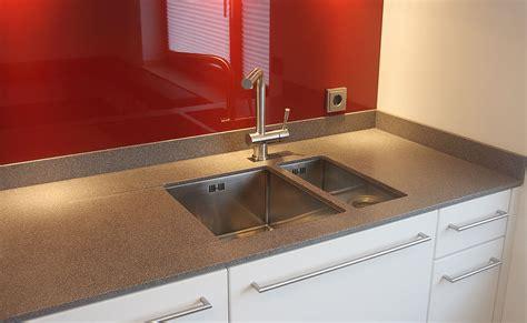Corian Küchenarbeitsplatten Maßanfertigung Terporten