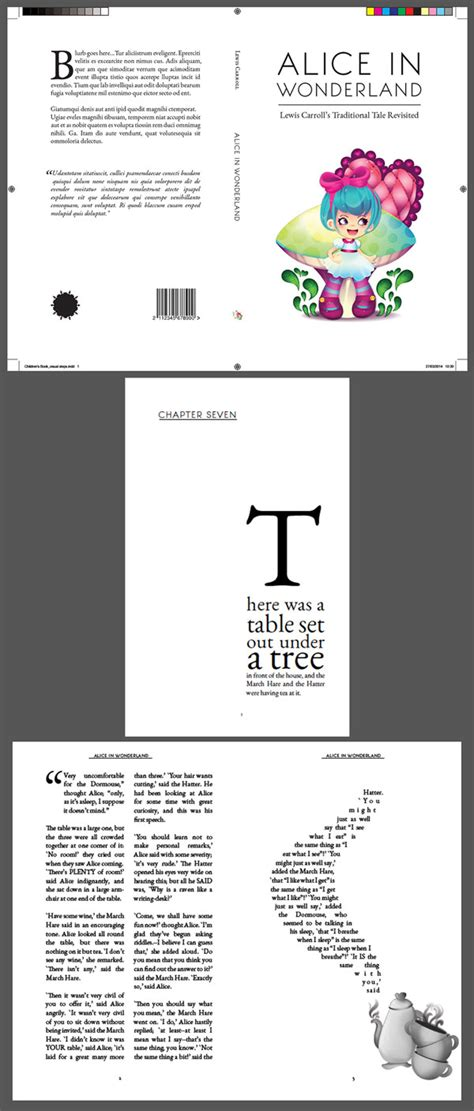 create beautiful page layouts   striking cover