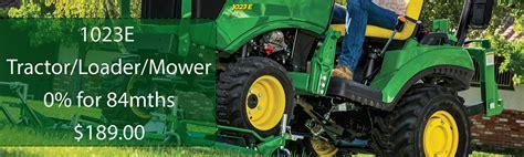 john deere equipment dealer compact tractors compact utility