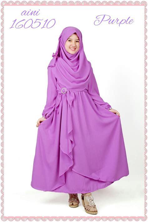 baju gamis anak perempuan tanah abang hijab nemo