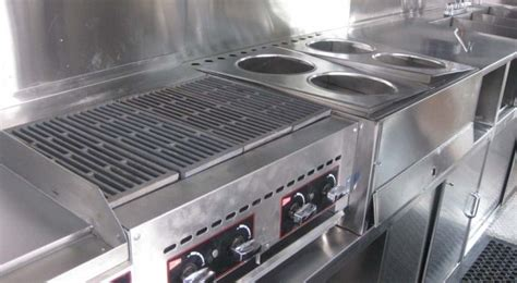 Kitchen Equipment Glossary by Upgrading Food Truck Kitchen Equipment 5 Simple Steps