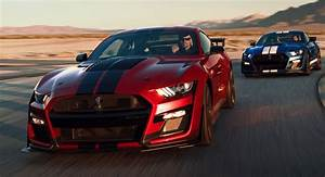 2020 Ford Shelby GT500 Is The Fastest, Most Powerful Mustang Ever   Carscoops