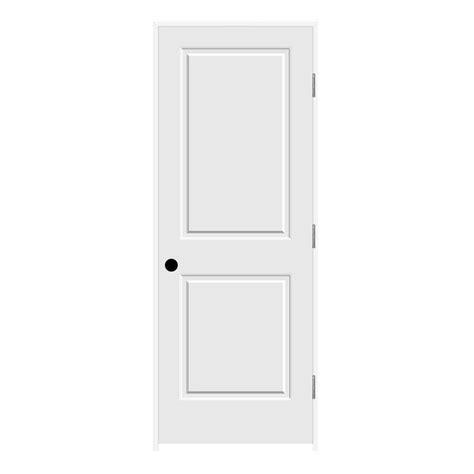 home depot jeld wen interior doors jeld wen 32 in x 80 in c2020 primed 2 panel solid