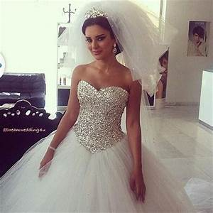 plus size wedding gowns with bling plussize outfitscom With plus size bling wedding dresses
