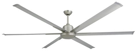 high performance large ceiling fans 60 quot 96 quot dan s fan city