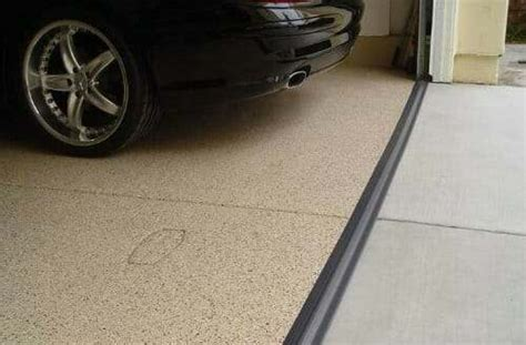 Install a Tsunami Garage Floor Door Seal with your New