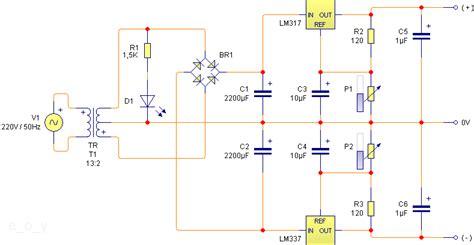 circuito impreso de fuente simetrica elect ronica taringa