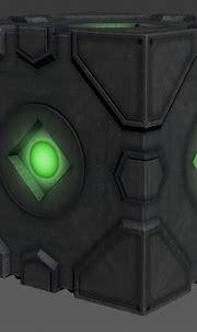 res scifi cube 3d max