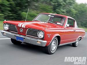 1966 Plymouth Barracuda Formula S