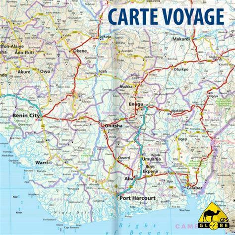 Carte De Touristique Ouest by Gps Globe Carte Touristique De L Afrique De L Ouest