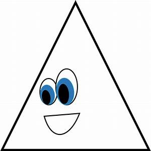 Triangle Shapes Clipart (41+)