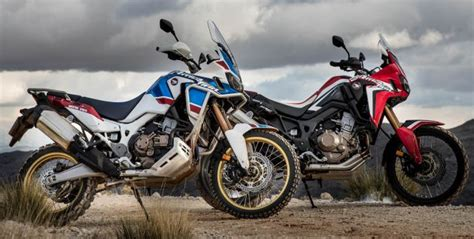 2019 Honda Africa Twin Colour Updated