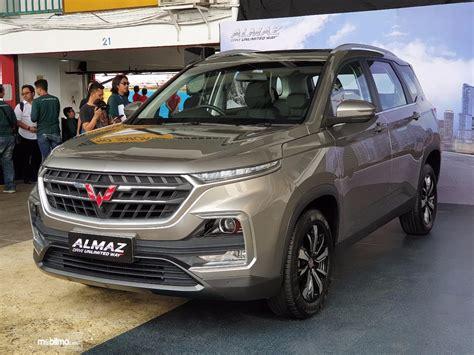 Gambar Mobil Wuling Almaz by Wuling Motors Harga Impremedia Net