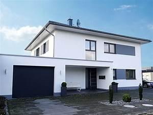 Stadtvilla Mit Garage : vorderbr ggen bau gmbh ~ Lizthompson.info Haus und Dekorationen