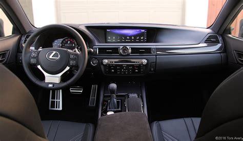 G's Home Interior Design : 2016 Lexus Gs F Review