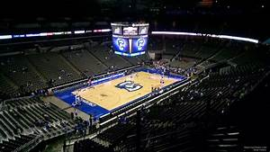 Chi Health Center Omaha Section 209 Creighton Basketball