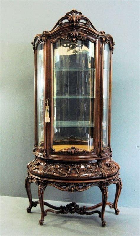 Furniture Willmott Curio Cabinet by Furniture Artful Of Curio Cabinets Antique Curio