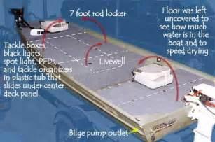 casting deck jon boat plans fast wood boat 187 freepdfplans
