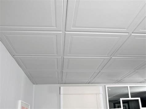 Drop Ceiling Tiles For Basements by 1000 Ideas About Dropped Ceiling On Drop