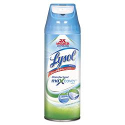 Lysol Disinfectant Spray Max Coverage