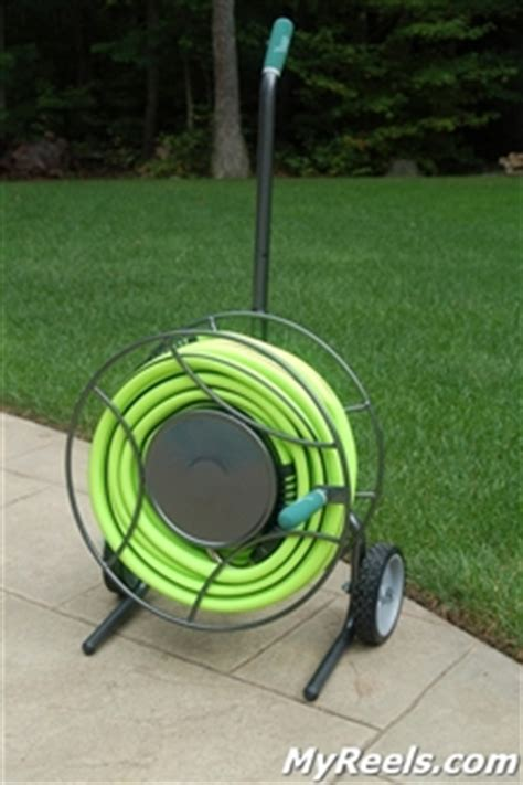 yard butler hose reel yard butler htc 1 compact garden hose reel cart myreels 1682