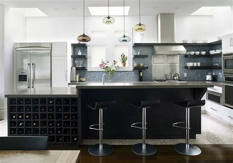 5 Brilliant Modern Kitchen Islands that we love   Home