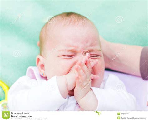 Crying Baby Stock Photo Image 44814973