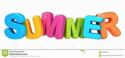 Word Summer Clip 1300