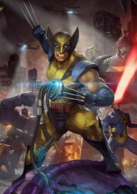 Wolverine   Superhelden, Held